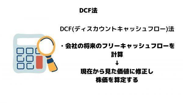 DCF法_企業評価価値