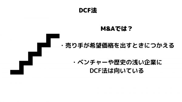 DCF法_M&A