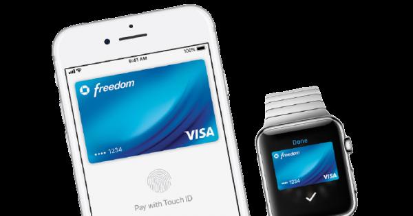 スマートフォン決済_Apple Pay
