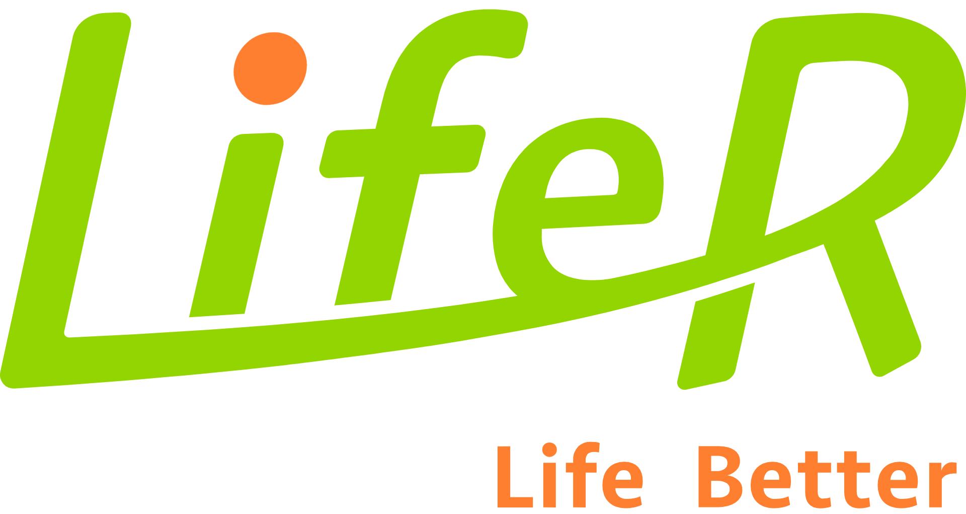 LifeR_ロゴ