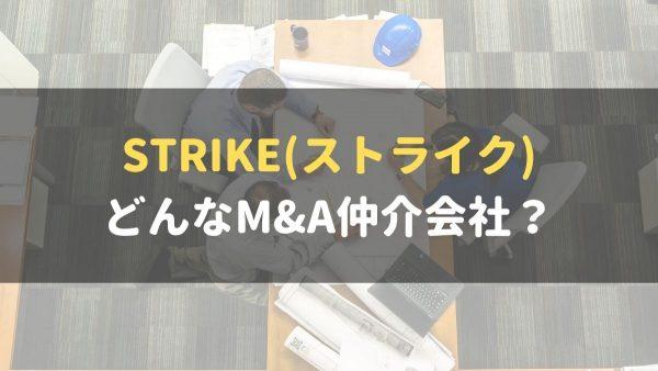 STRIKE_評判_どんな会社?