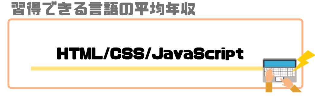 tech_i_s_テックアイエス_習得できる言語の平均年収_html_css_javascript