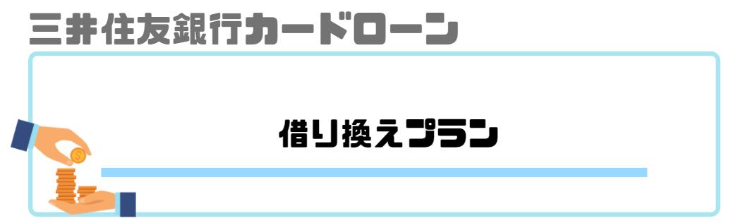 三井住友銀行_カードローン_金利_借り換えプラン